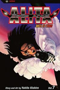 Battle Angel Alita Vol 7: Angel of Chaos