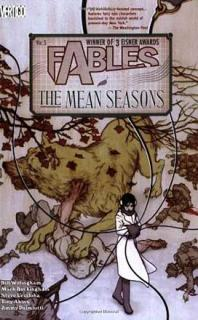 Fables: The Mean Seasons