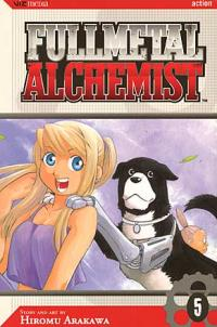 Fullmetal Alchemist Vol 5