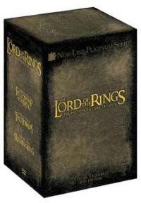 Lord of the Rings/Filmtrilogin om Härskarringen - Extended Edition