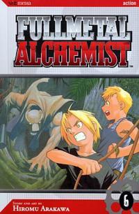 Fullmetal Alchemist Vol 6
