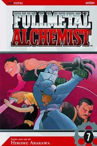 Fullmetal Alchemist Vol 7