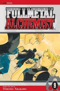Fullmetal Alchemist Vol 9
