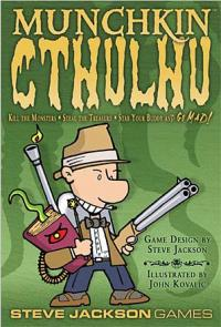 Munchkin Cthulhu 1 - The Card Game
