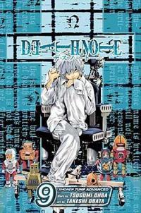 Death Note Vol 9