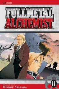 Fullmetal Alchemist Vol 11