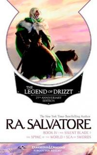 The Legend of Drizzt 25th Anniversary Edition Book IV