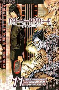 Death Note Vol 11