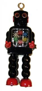 Robot High-Wheel Robot