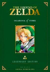 The Legend of Zelda Legendary Edition Vol 1: Ocarina of Time