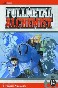 Fullmetal Alchemist Vol 14