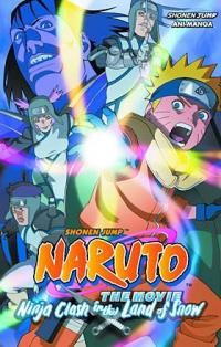 Naruto Movie 1: Ninja Clash in the Land of Snow Ani-Manga
