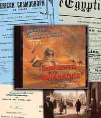 Imprisoned with the Pharaohs - audio drama CD