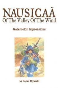 Art of Nausicaä of the Valley of the Wind: Watercolor Impressions
