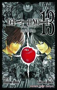 Death Note Vol 13: How to Read