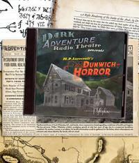 The Dunwich Horror - audio drama CD
