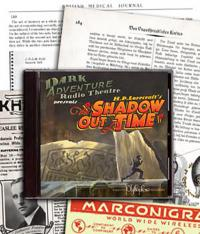 The Shadow Out of Time - audio drama CD