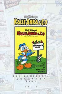 Kalle Anka & Co Den kompletta årgången 1963 del 6