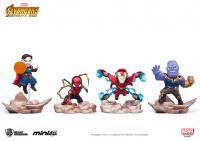 Avengers Infinity War Mini Egg Attack Figure 9 cm