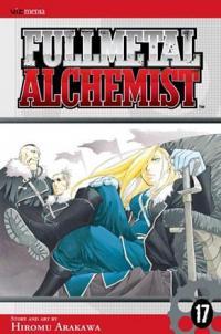 Fullmetal Alchemist Vol 17