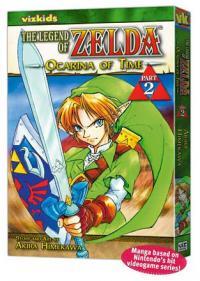 The Legend of Zelda Vol 2: Ocarina of Time 2