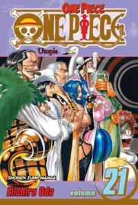 One Piece Vol 21