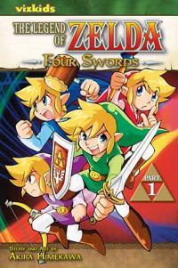 The Legend of Zelda Vol 6: Four Swords 1