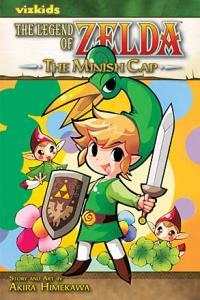 The Legend of Zelda Vol 8: The Minish Cap
