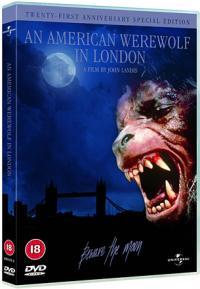 An American Werewolf in London/En amerikansk varulv i London