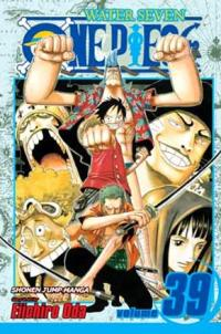 One Piece Vol 39