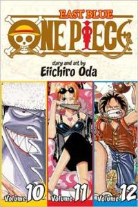 One Piece: East Blue 10-11-12