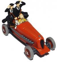 Bil - röd sportbil