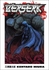 Berserk Vol 34