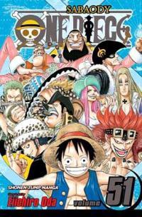 One Piece Vol 51