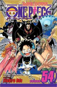 One Piece Vol 54