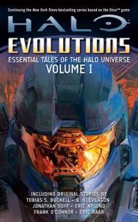 Halo Evolutions Vol 1
