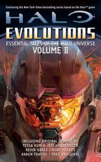 Halo Evolutions Vol 2