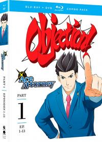 Ace Attorney Part 1
