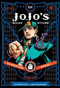Jojo's Bizarre Adventure Stardust Crusaders Vol 1