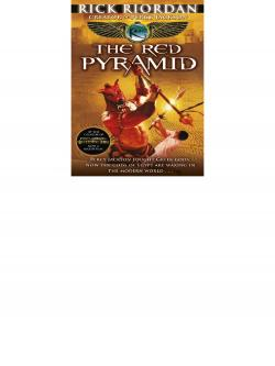 Red Pyramid (The Kane Chronicles Book 1)