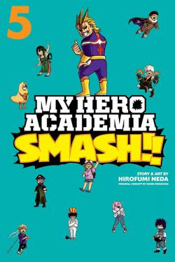 My Hero Academia Smash Vol 5