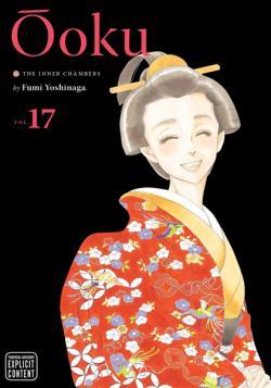 Ooku: The Inner Chambers Vol 17