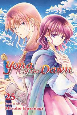 Yona of the Dawn Vol 25