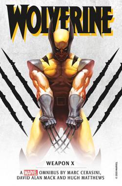 Wolverine: Weapon X Omnibus (Marvel Novels)
