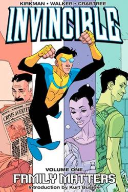 Invincible Vol 1: Family Matters