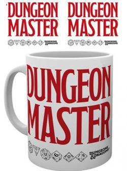 Mug Dungeon Master
