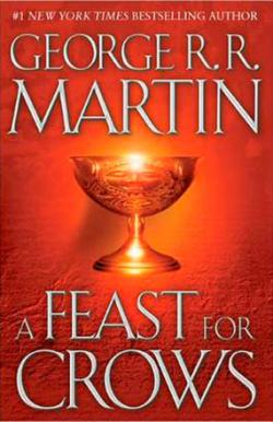 Feast for Crows (hardcover)