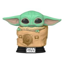 The Child (Baby Yoda) in Bag Pop! Vinyl Figure