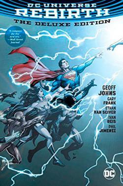 DC Universe Rebirth Deluxe Edition