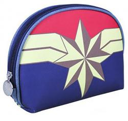 Captain Marvel Star Wash Bag